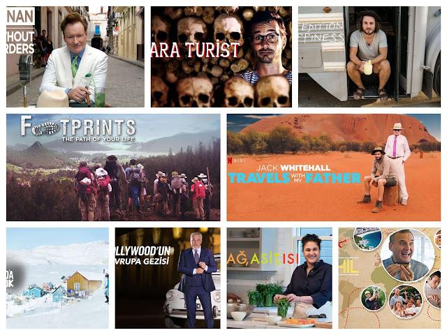 Netflix'te İzleyebileceğiniz Seyahat Konulu Belgesel Film ve Diziler