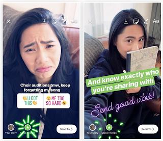 Cara Share Instagram Story hanya dilihat Oleh Pengikut Terpilih 'Close Friends'