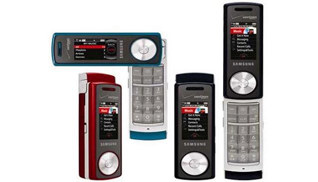 Ponsel Paling Aneh Di Dunia