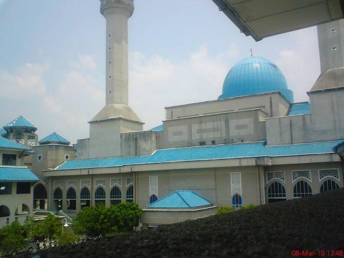 Universiti Islam Antarabangsa Malaysia Gombak TJ