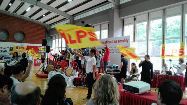 La ILPS desarrolla su VI Asamblea Internacional