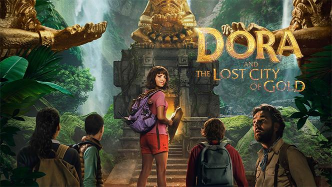 Dora y la ciudad perdida (2019) Web-DL 720p Latino-Ingles