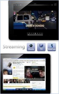 Gestisci i tuoi film da remoto in streaming con AVStreamer Remote Desktop HD, direttamente dal Computer.