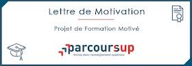 Exemple de lettre de motivation Parcousup à télécharger gratuit