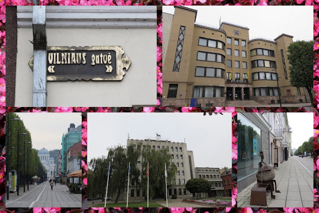 Is Kaunas worth visiting? Sunday Stroll on Vilniaus Gatve