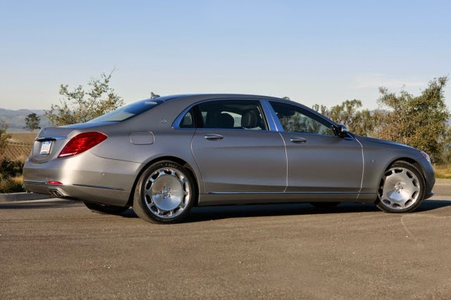 Xe Mercedes Benz S600 Maybach 03