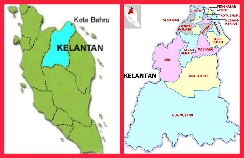 Indahnya loghat Kelantan
