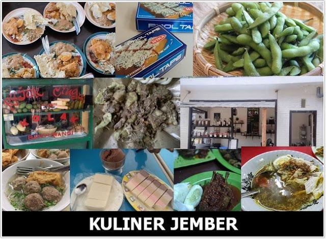 10 Top Kuliner Jember