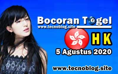 Bocoran Togel HK 5 Agustus 2020