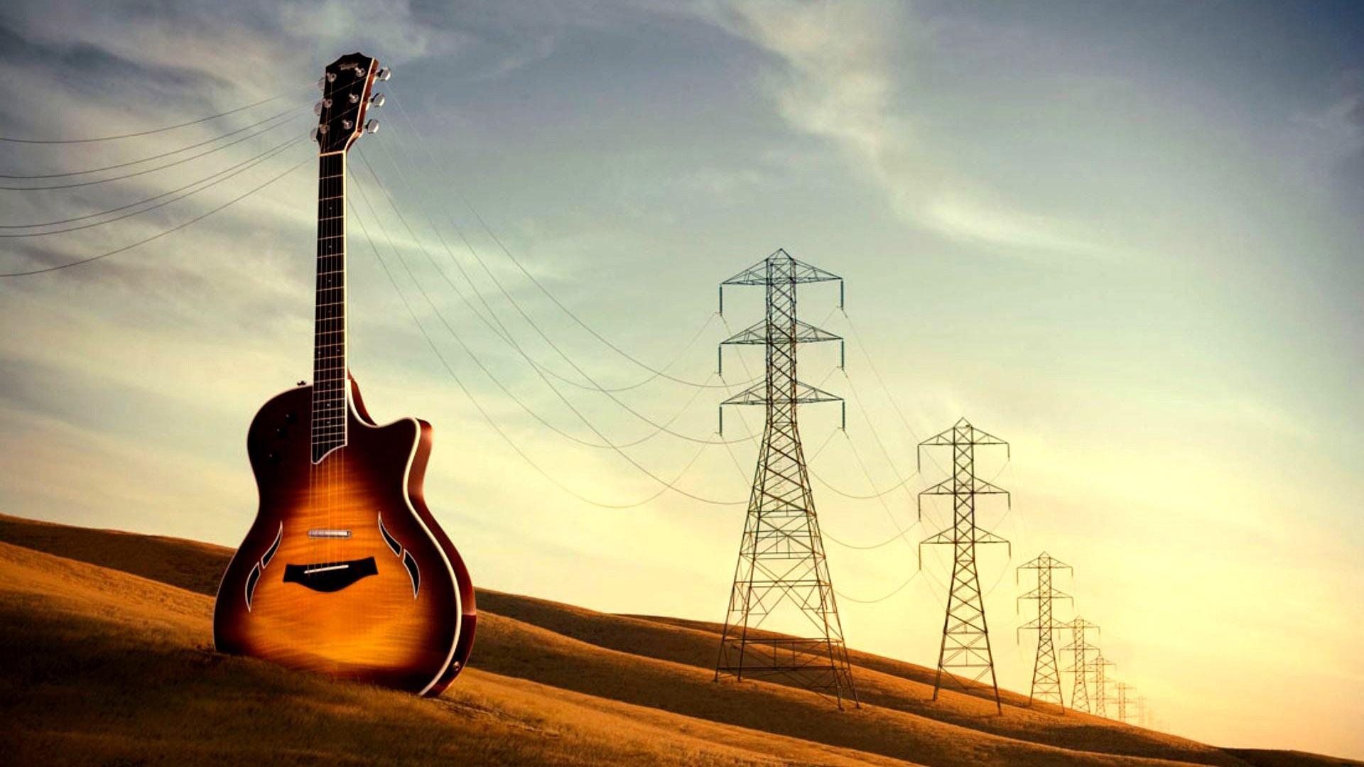 guitar full collor hd - photo #1