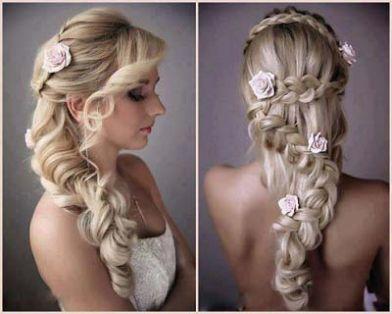 Tremendous Party Hair Styles Stylish World For Girls Short Hairstyles For Black Women Fulllsitofus