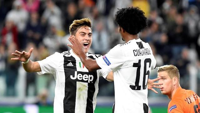 Juventus Sempurna di Sembilan Laga, Allegri Puas, tapi...