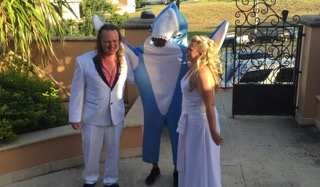 Groom Wanted a Shark