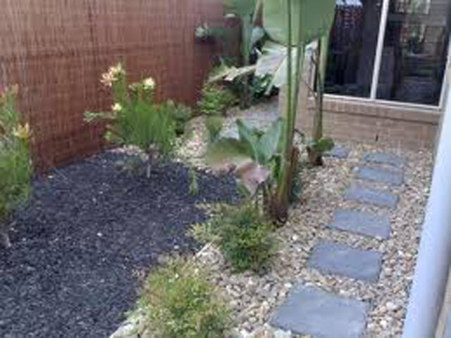 backyard ideas without grass on Backyard Ideas Without Grass  id=53893