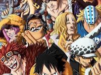Siapa Saja Kelompok Supernova Dalam Dunia Bajak Laut One Piece?