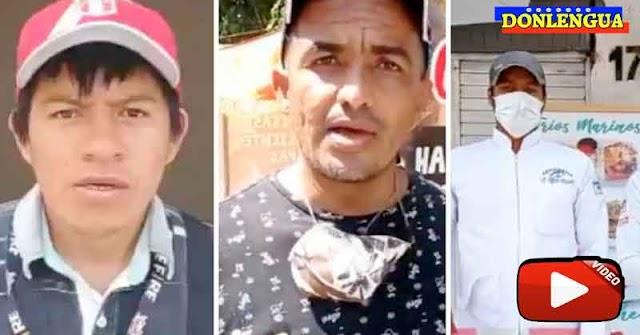Peruanos se unen contra la campaña de Xenofobia que ha montado Maduro en Perú