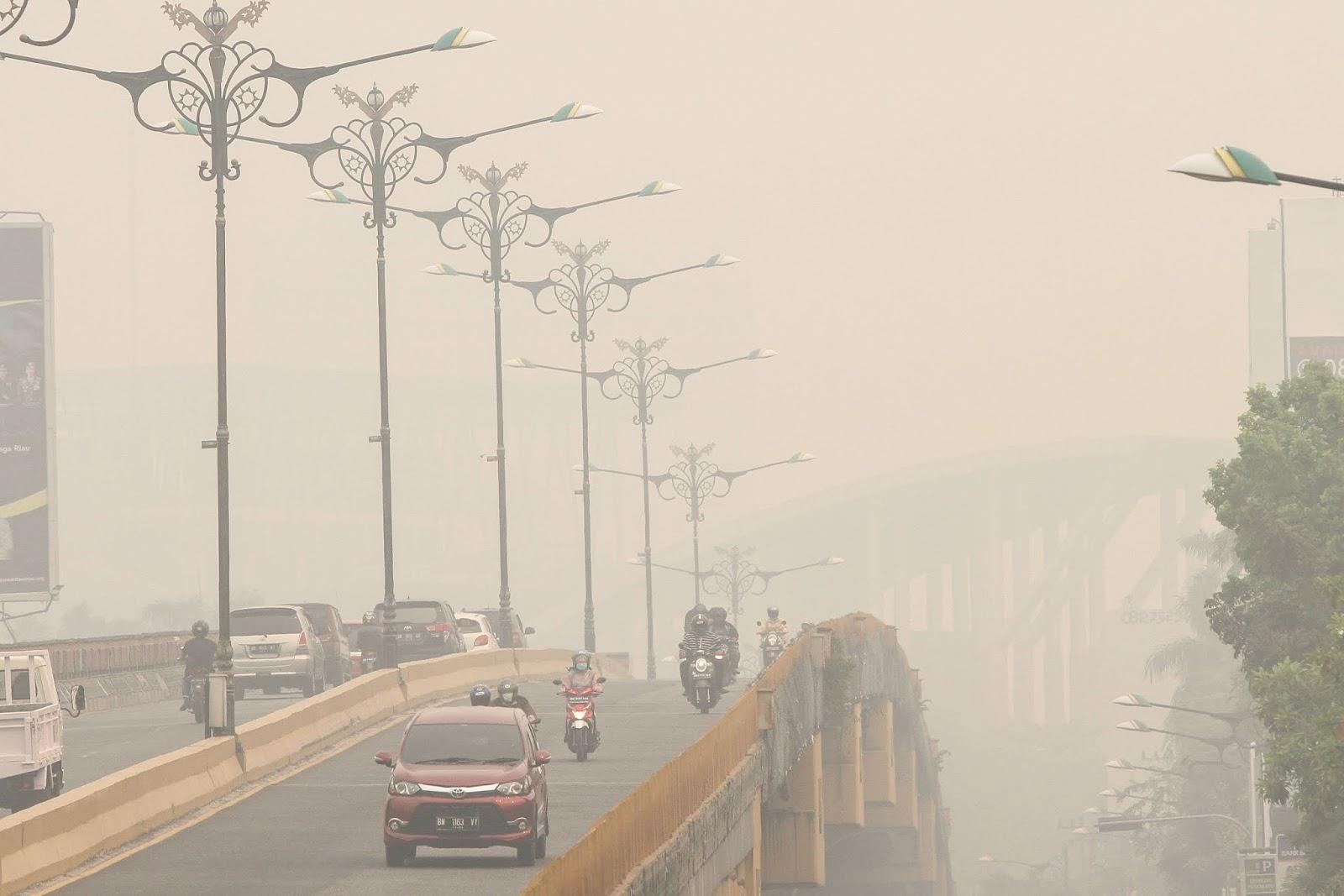 #RiauDibakarBukanTerbakar