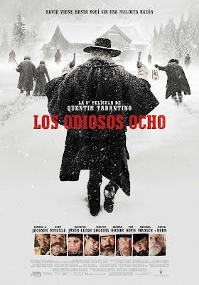 Odiosos Ocho Tarantino