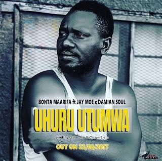 Bonta Ft Jay Moe & Damian Soul - Uhuru Utumwa