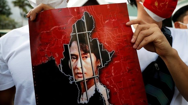 Kudeta Myanmar: China memblokir kecaman PBB