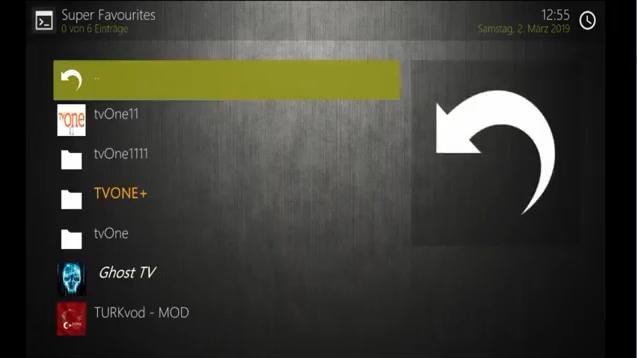 Kovoo Royal Build Kodi - Bestes Deutsches Kodi Build Addons
