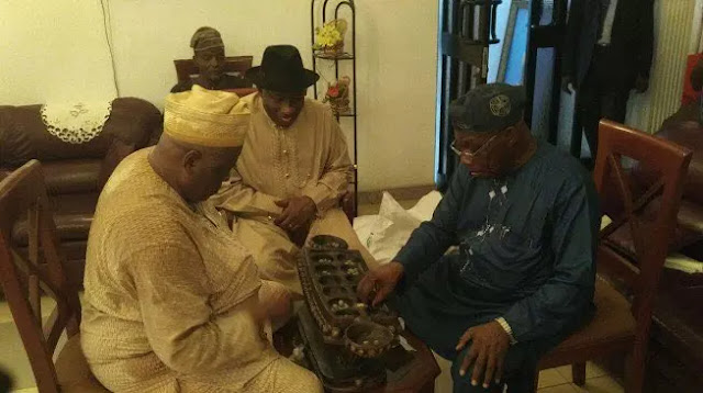 Jonathan is now Wiser After Leaving Office, says Obasanjo