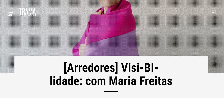 Maria Freitas na Trama Bodoque