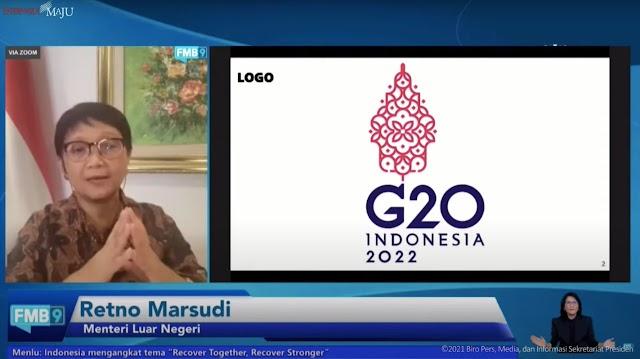 Indonesia Usung Tema Recover Together, Recover Stronger Pada Presidensi G20 Tahun 2022