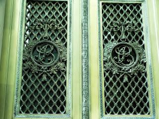 Portas da Bolsa de Comércio, Buenos Aires