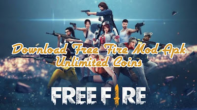 Download Free Fire Mod Apk Unlimited Coins And Diamonds