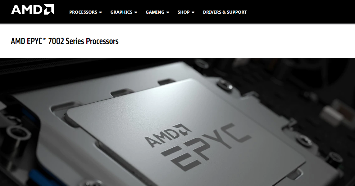 Converge Network Digest Amd Debuts 2nd Gen Epyc Processor Google And Twitter Deploy