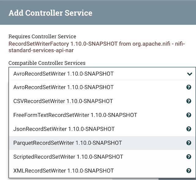 Adding controller service