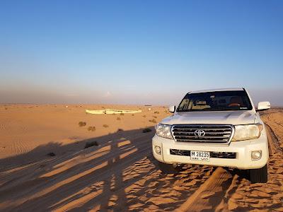 Arabian Desert.