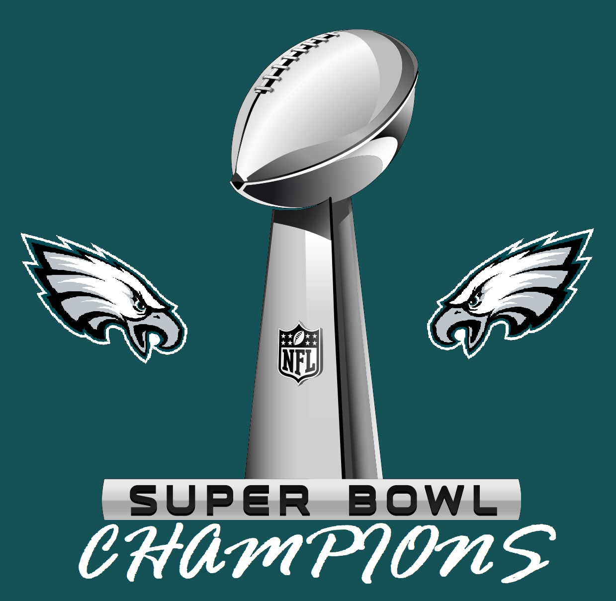 SUPER BOWL LII CHAMPIONS
