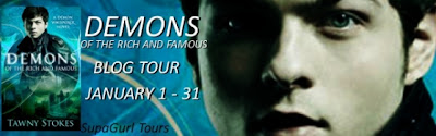 Blog Tour: Demons of the Rich & Famous by Tawny Stokes *Review*