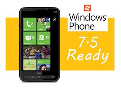 HTC HD2 gets Windows Phone Mango 7.5