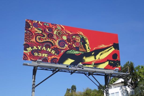 Mayans MC season 2 billboard