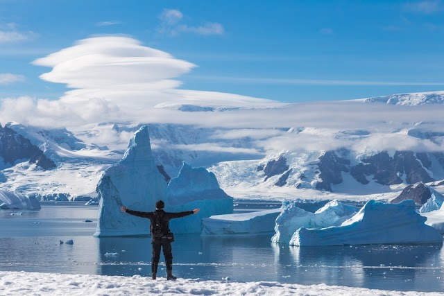 The beauty of Antarctica you know nothing about it
