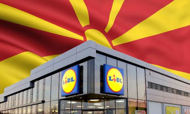 Lidl enters Macedonia - Company registered in Skopje