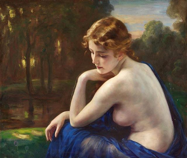 nghệ thuật nude