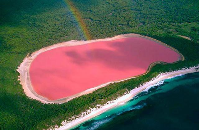 Ingin Traveling Ajaib? Lac Rose Retba Bisa Anda Jadikan Pilihan