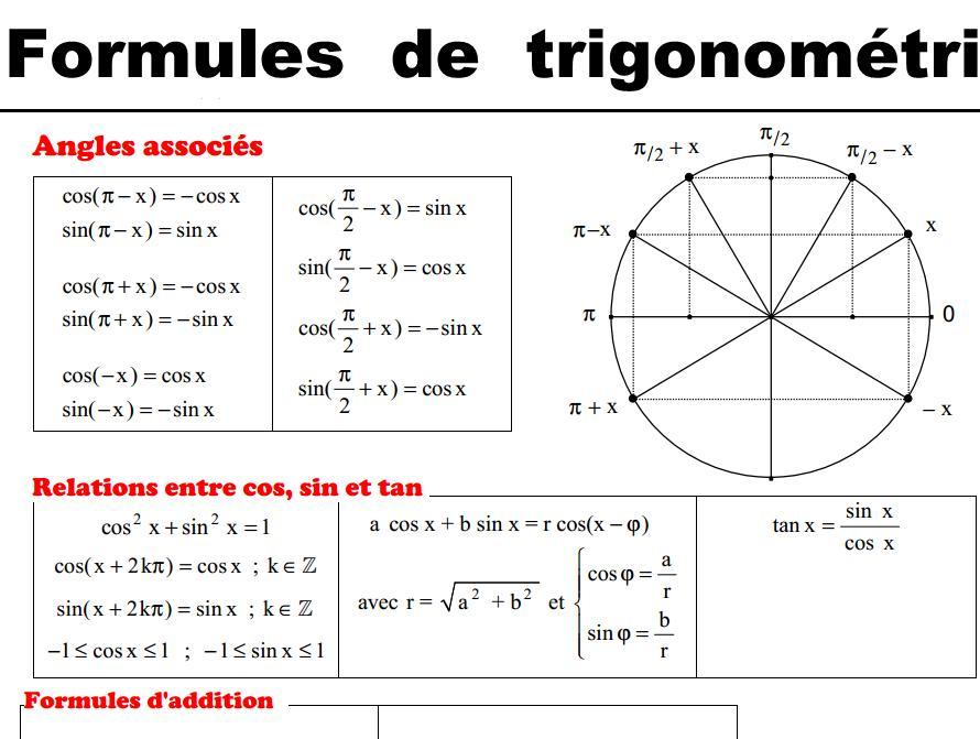 pdf trigonometrie