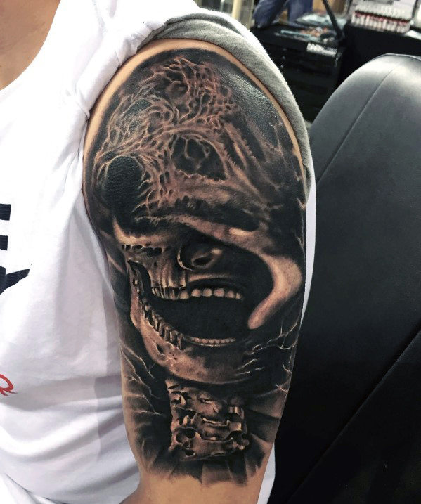 e21ffbae5 130+ Best Arm Tattoos For Men Designs and Ideas (2019) | Tattoo ...
