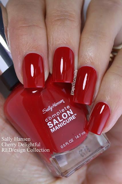 Sally Hansen Cherry Delightful