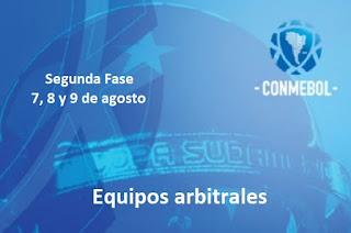 arbitros-futbol-designaciones-sudamericana