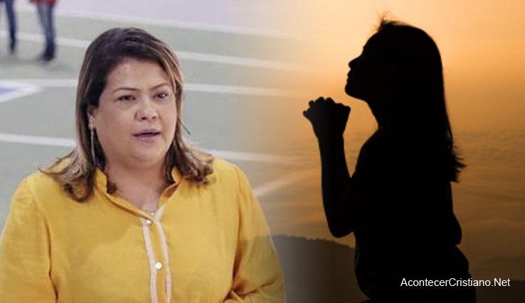 Alcaldesa convoca ayuno y oración