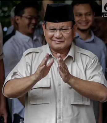 Prabowo MendukungPemindahan Ibu Kota Tapi Dengan Syarat