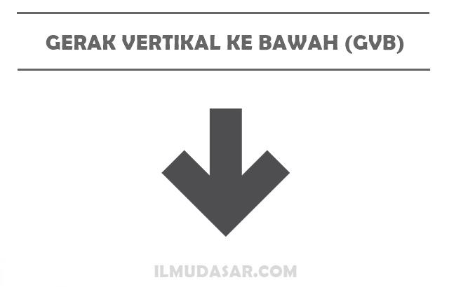 Gerak Vertikal ke Bawah adalah salah satu bentuk gerak lurs yang termasuk kelompok Gerak  Gerak Vertikal Ke Bawah (GVB) : Pengertian, Rumus, Soal