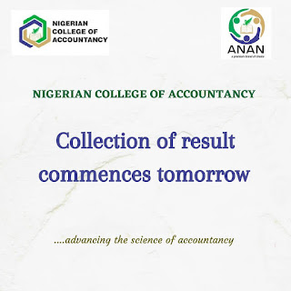 NCA Kwall (ANAN) Statement of Result Collection Guidelines