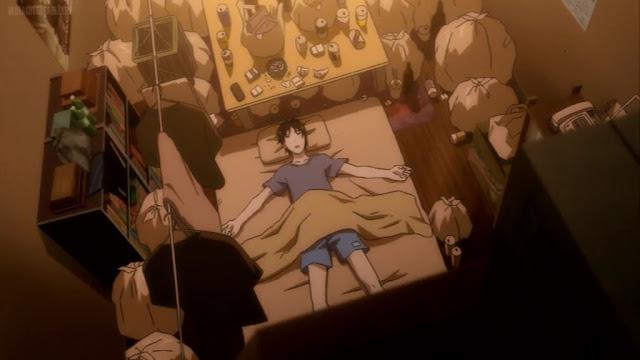welcome to nhk anime